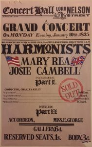 Concert Hall poster
